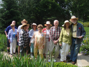 New Chauncey Garden Club
