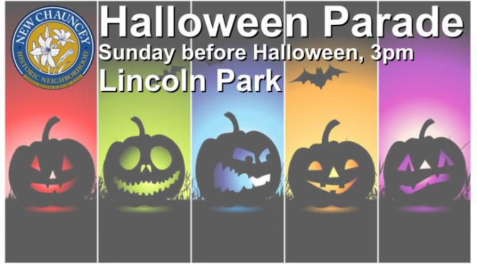 17th Annual Halloween Parade