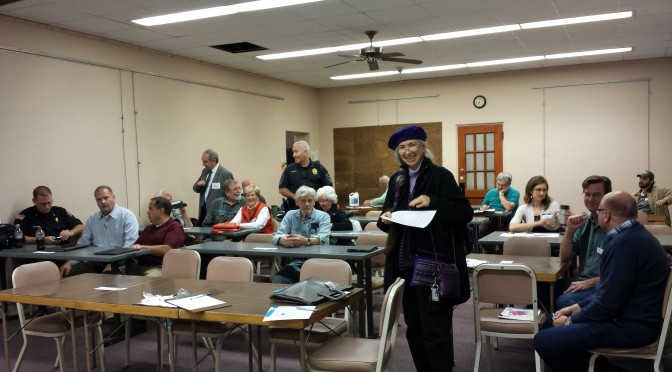 Annual Neighborhood Meeting – October 15th, 2015