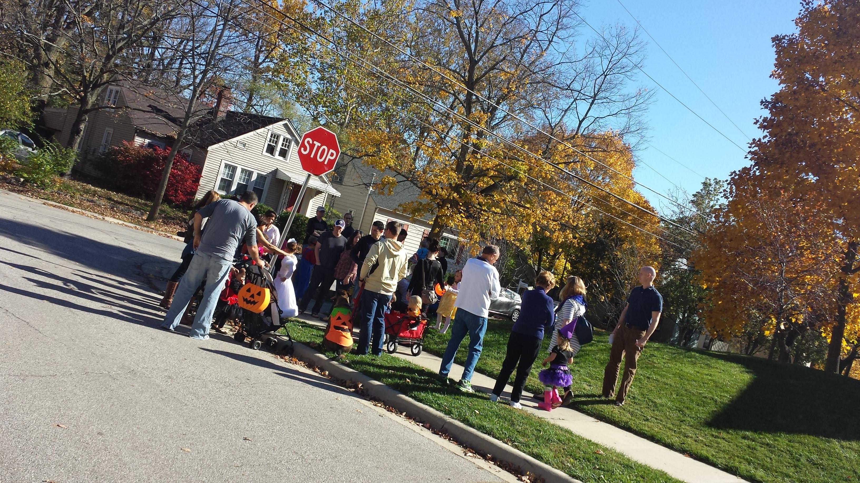 Halloween Parade 2014-1