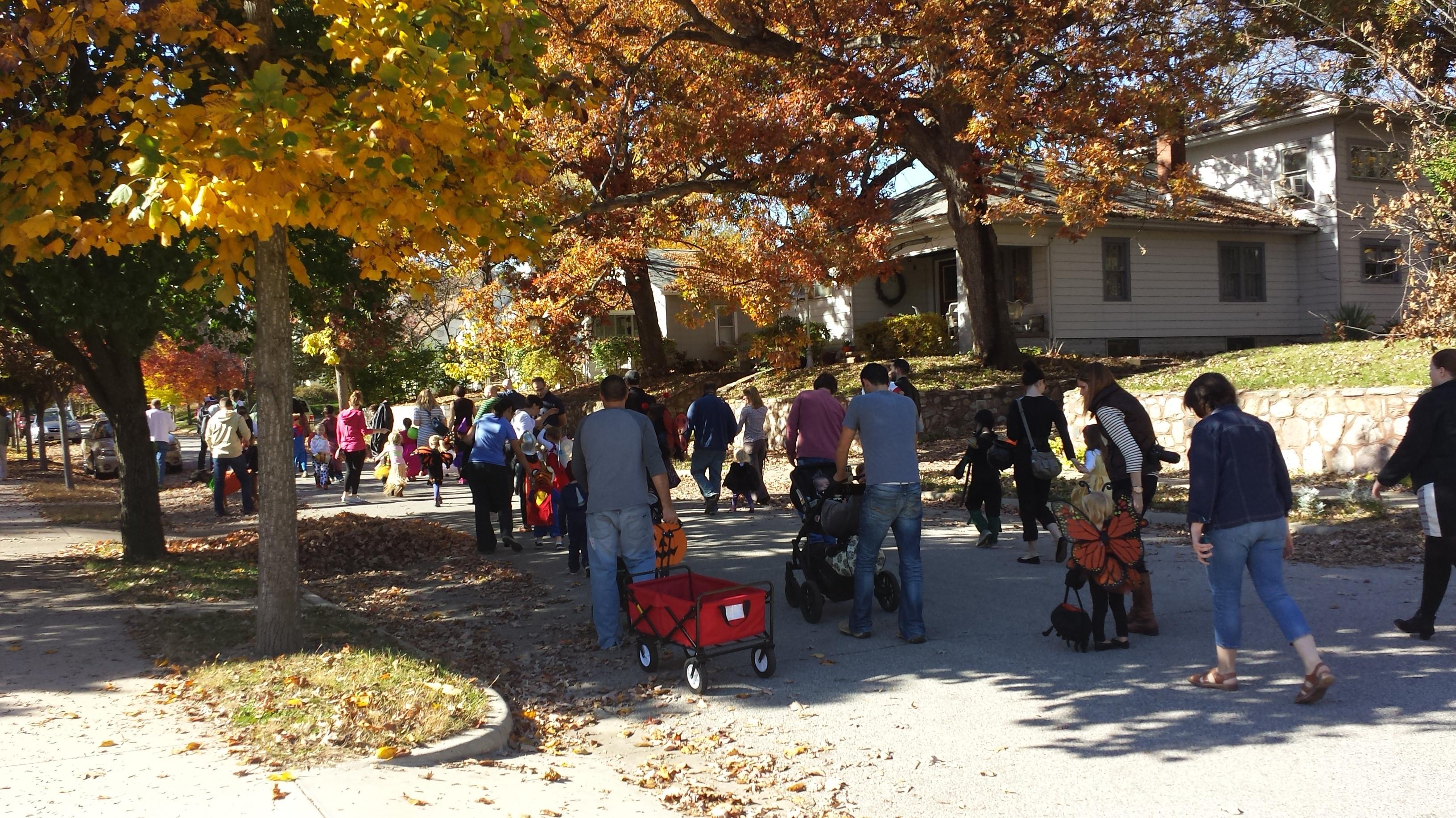 Halloween Parade 2014-2