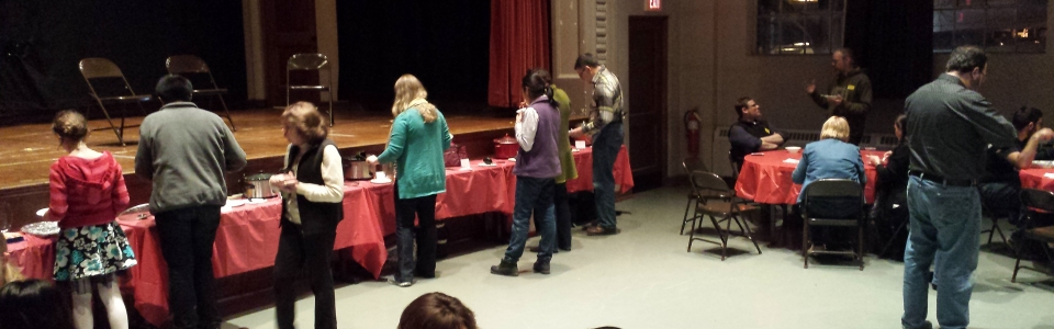 New Chauncey Soup 'n Dance 2015 - The Soup Line
