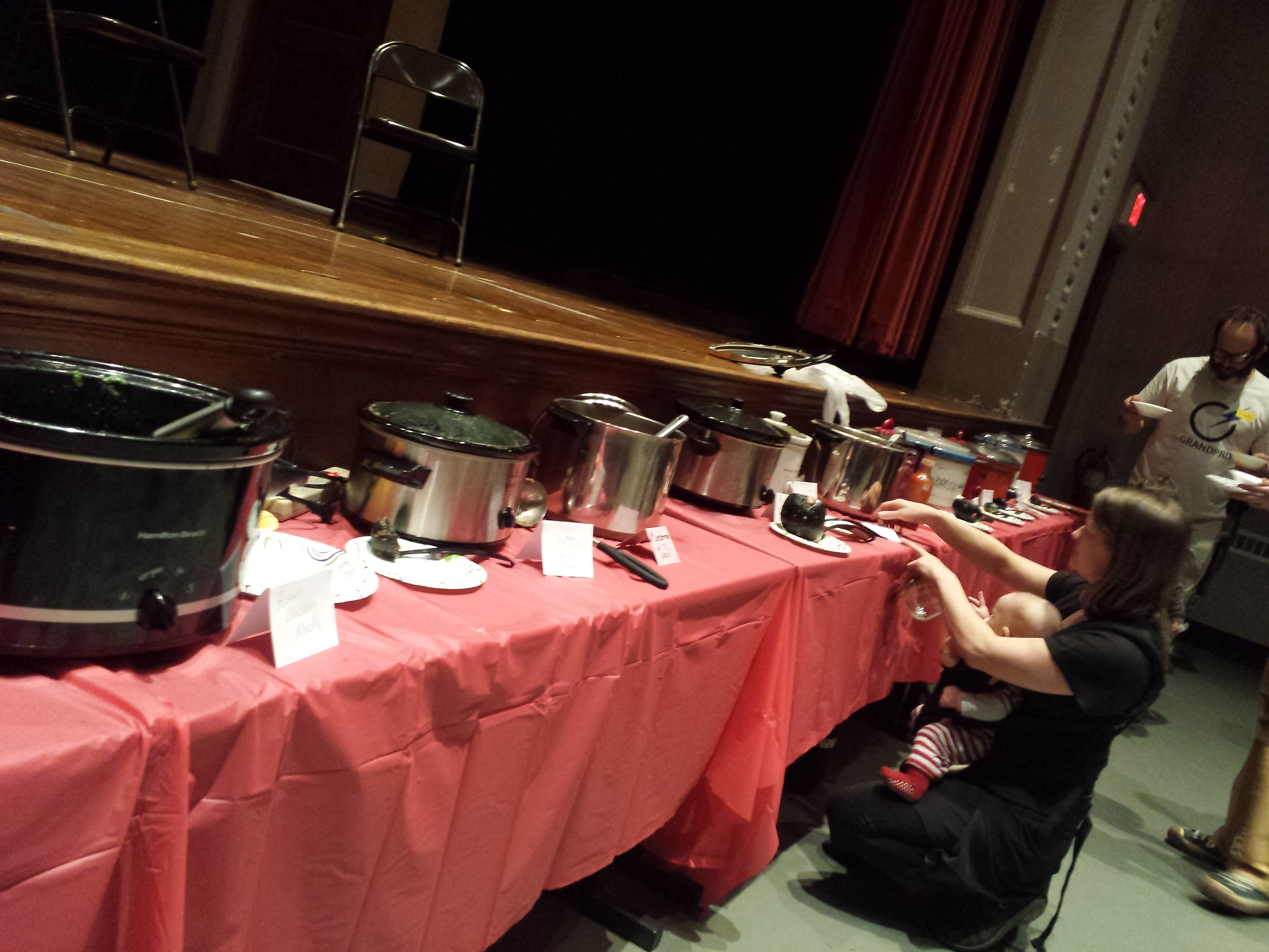 New Chauncey Soup 'n Dance 2015 - Soups