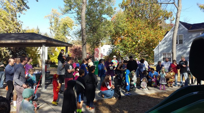 18th Annual Halloween Parade