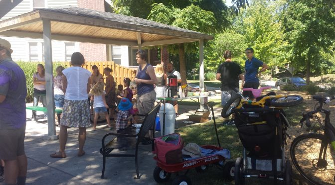 Lincoln Park Back-to-School Brunch